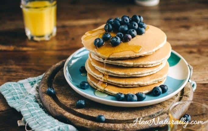 Pancakes -how to do them fit and healthy?