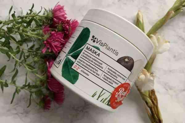 Vis Plantis mask for weakened hair: for co-washing hair
