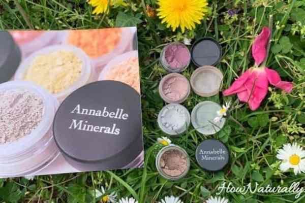 Annabelle Minerals, mineral eyeshadows | swatches