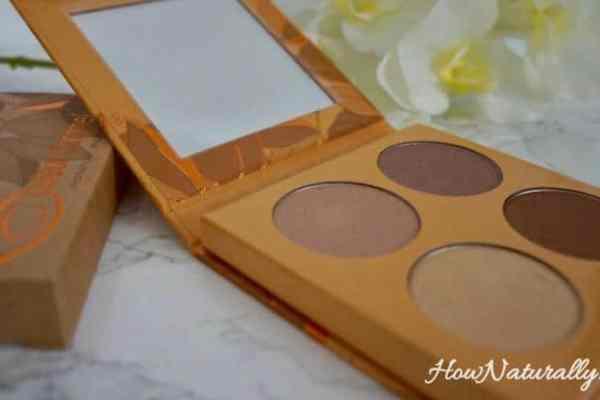 Couleur Caramel | news in natural green makeup