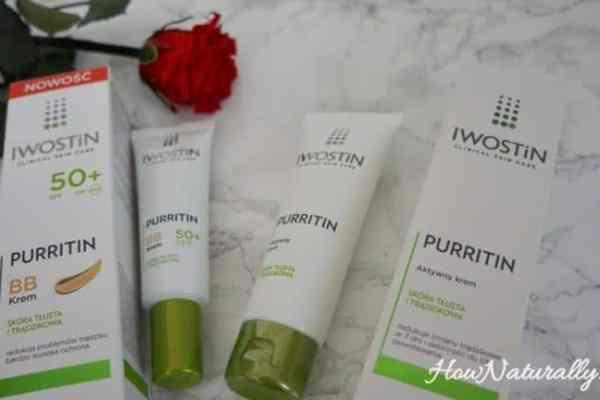 Iwostin Purritin | news in my face care