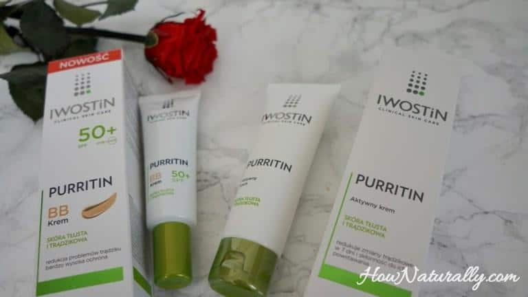Iwostin Purritin | news in my face care