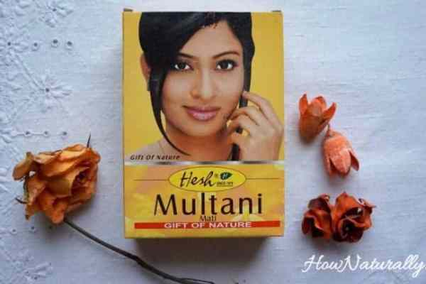 Multani Mat facial clay – how to use?