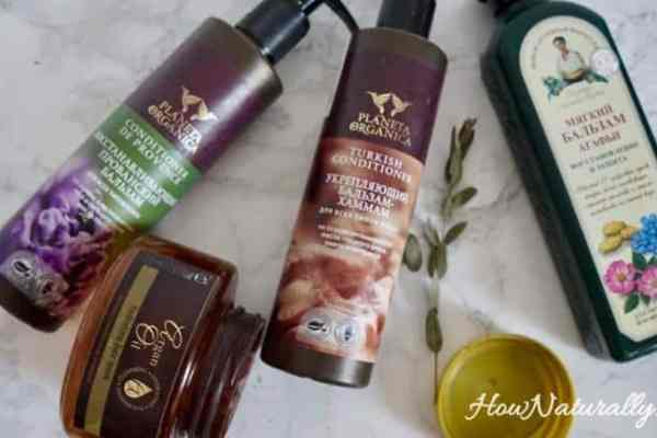 Hair products empties | natural hair products junkie