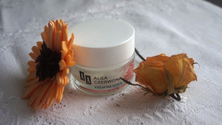 AA Plant power, face cream red algae and jasmine