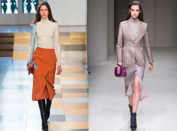 Pencil skirts fall winter 2018 2019