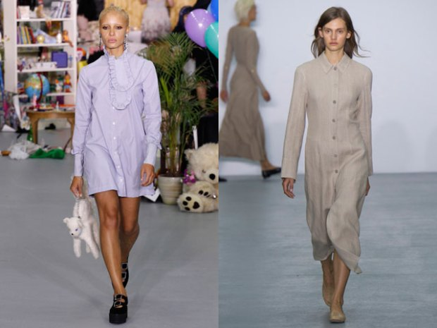 Shirt Dresses spring summer 2018