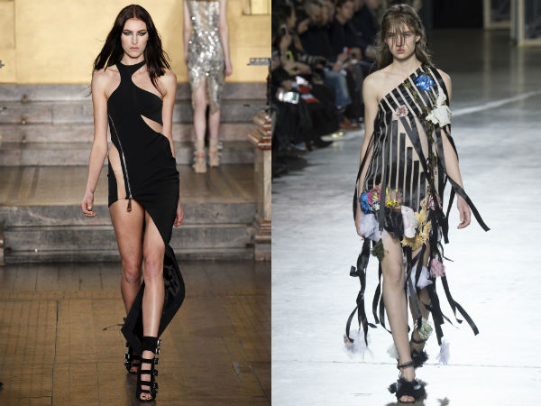 Extravagant dresses