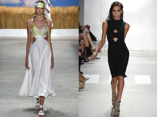 2016 Spring-Summer 2017 Dress trends