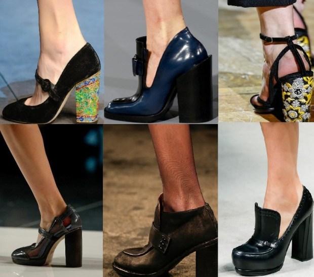 Massive heel
