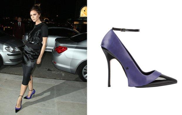 Victoria Beckham celebrities Shoes