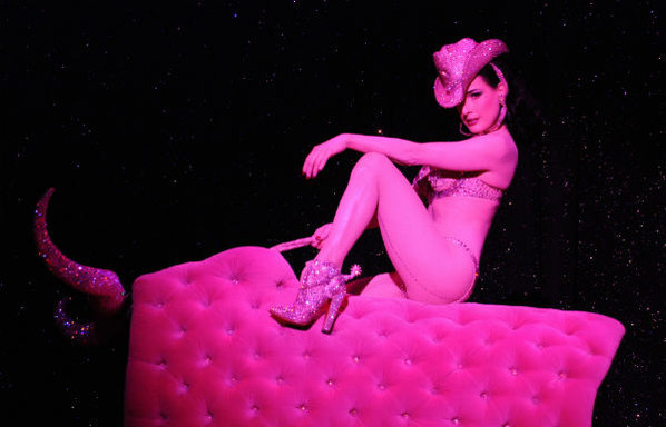 Dita von Teese celebrities Shoes
