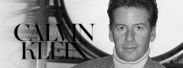 Top famous fashion designers - Calvin Klein