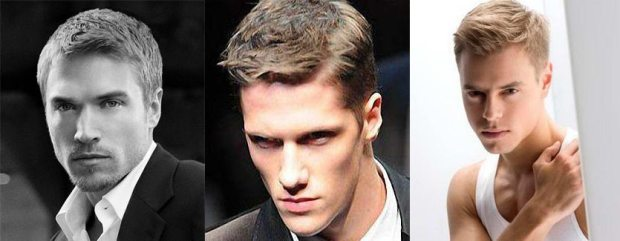 Men Classic haircut 2016