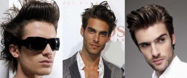Men Retro haircuts 2015 2016