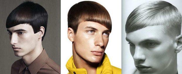 Men Asymmetric cut 2015 2016