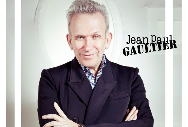 French fashion designers Jean-Paul Gaultier
