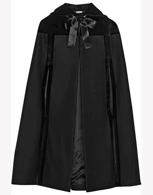 Alexander McQueen cape