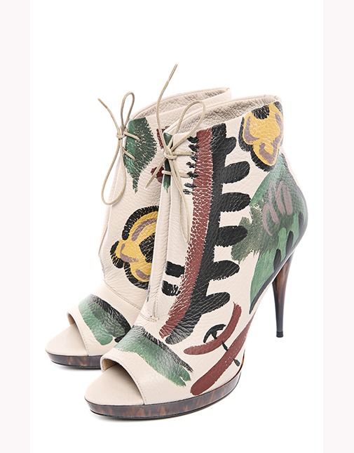 New Burberry Prorsum ankle boots