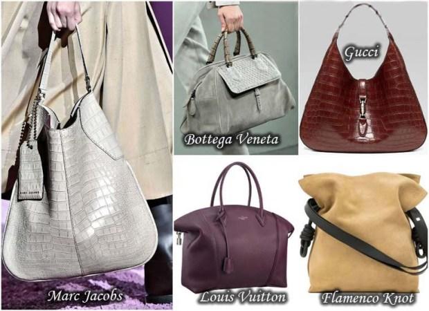 Bulky handbags Spring 2016