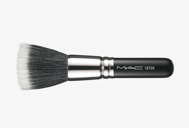 MAC makeup brushes for face foundation
