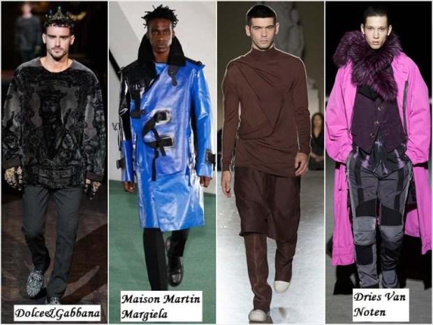 Outrageous style men Winter 2016