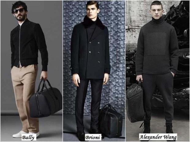 Elegant style for business man Winter 2016