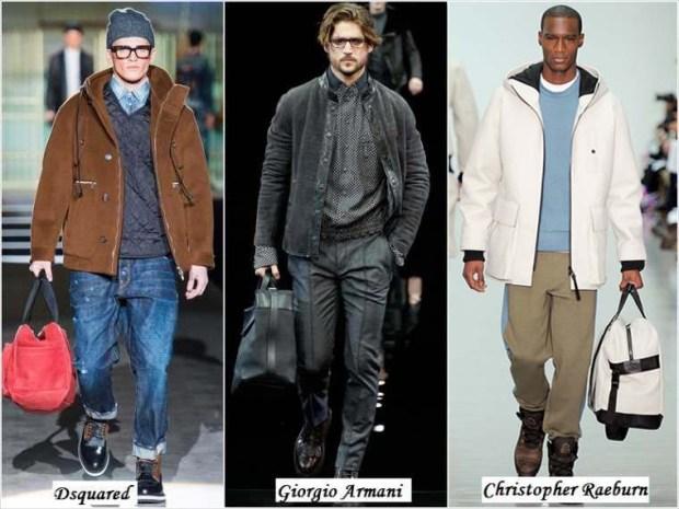Men fashion Winter 2016