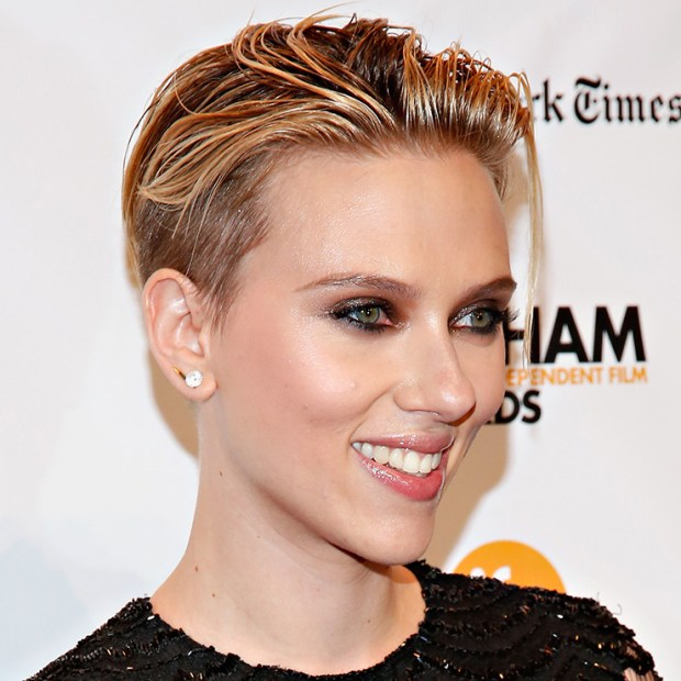 Scarlett Johansson at the 24th annual award Gotham Independent Film Awards, December 1, 2015
