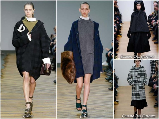 French style coats