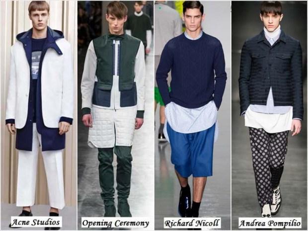 Trendy clothes men fashion Winter 2016