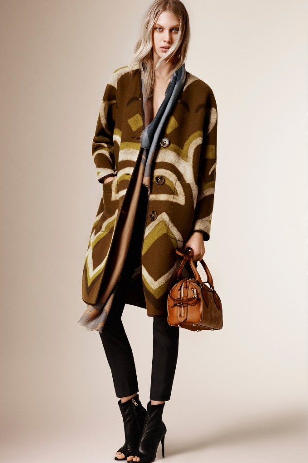 3 Burberry Prorsum Pre Fall 2016 collection