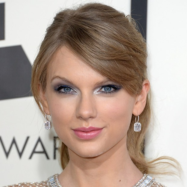 Taylor Swift beauty secrets lips eyes