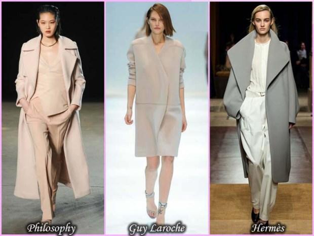 Cashmere coat Spring 2016