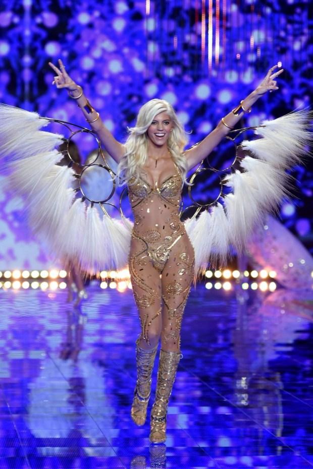 Victorias Secret fashion show London