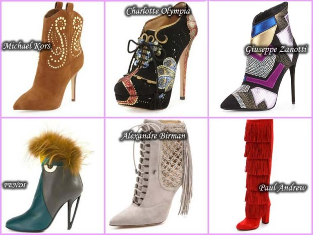 Footwear for womens decorations Spring 2016
