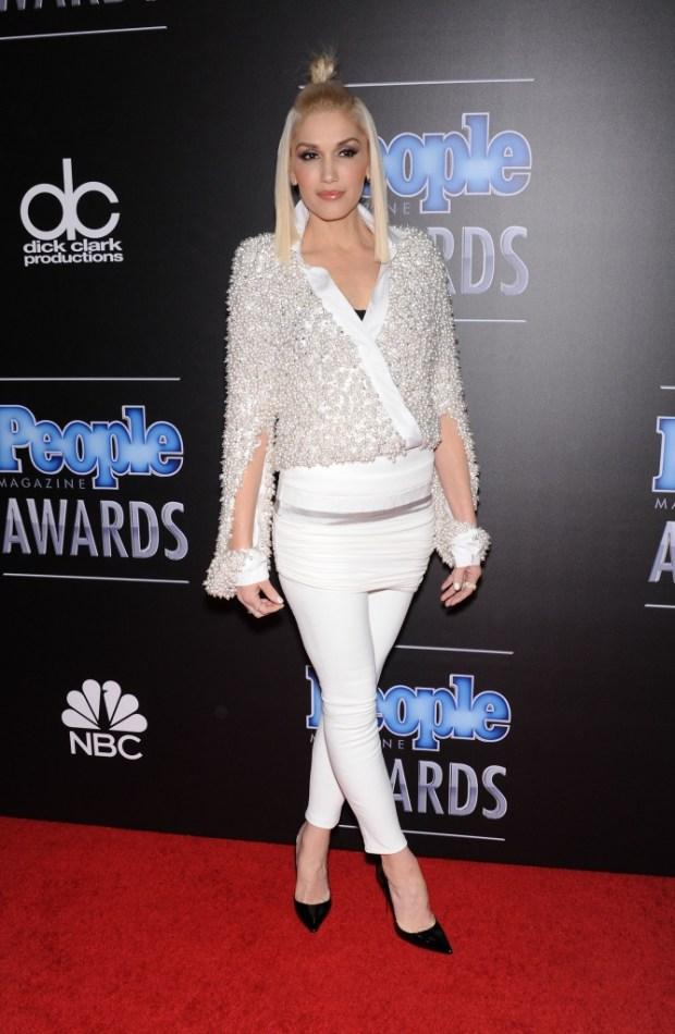 Gwen Stefani PMA2014
