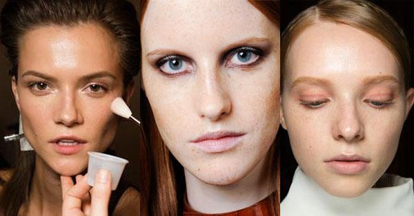 Professional makeup spring