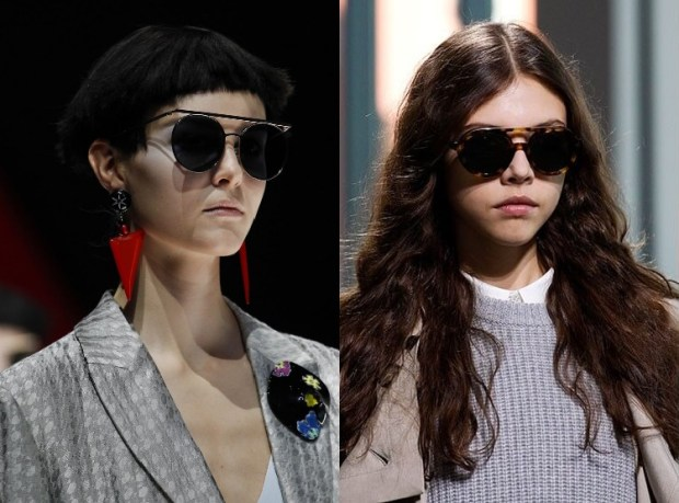 Round sunglasses 2019