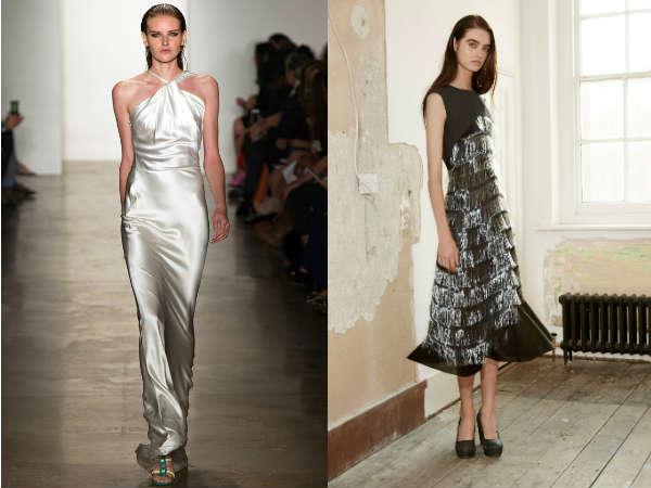 Fashion eveningdress