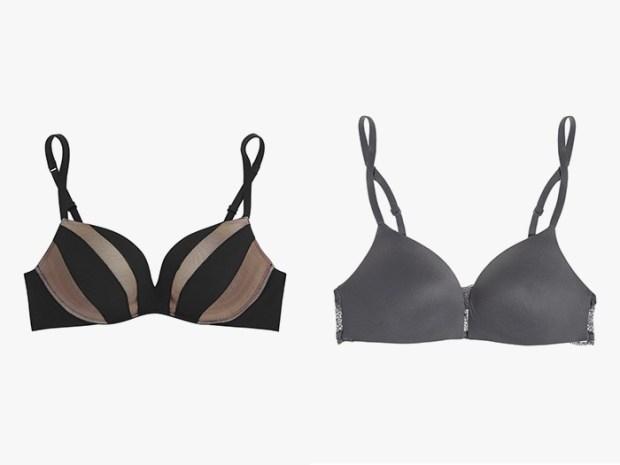 Push-up bras