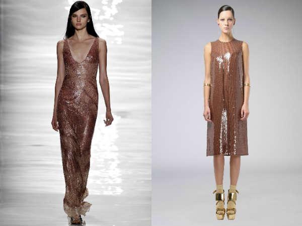 Designer luxury evening dresses