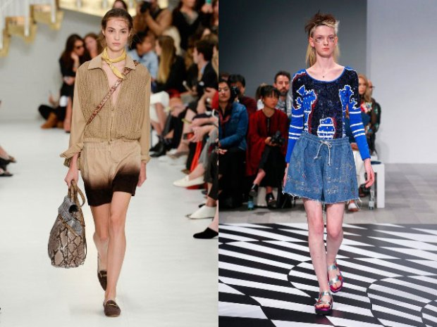 What shorts to wear in spring 2019