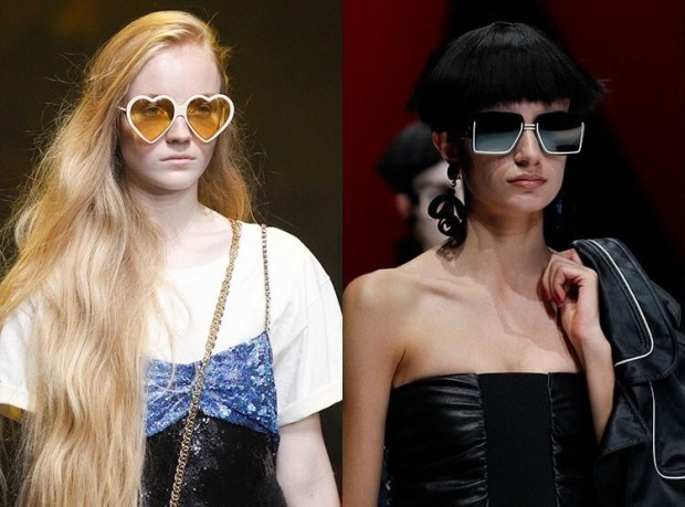 Sunglasses trends 2019