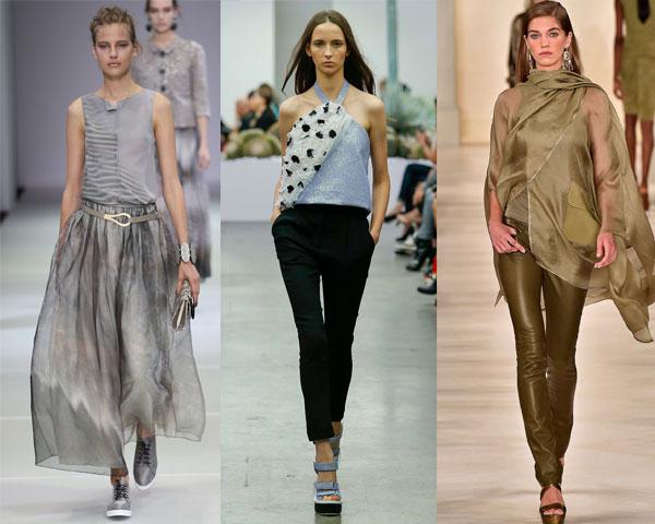 Asymmetrical womens blouses 2016