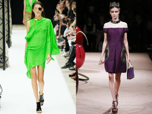 bright summer 2021 dresses