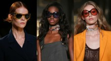 Women's sunglasses 2015: Spring-Summer