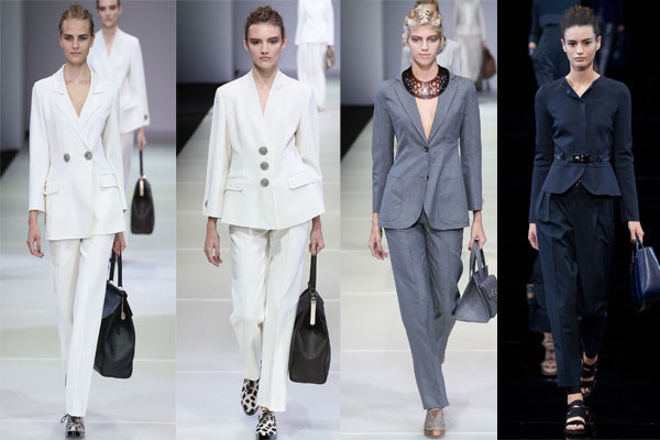 Spring-Summer 2016 office suits