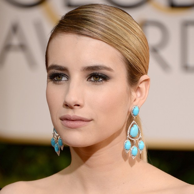 Emma Roberts main beauty secrets