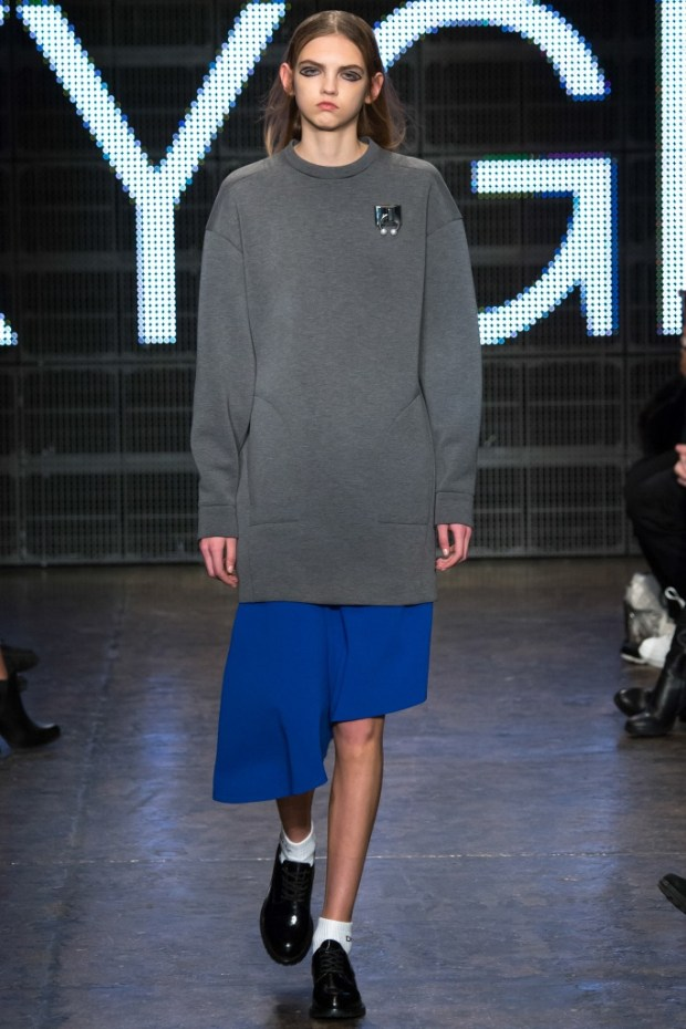 4 DKNY Fall Winter 2016 2017 Collection